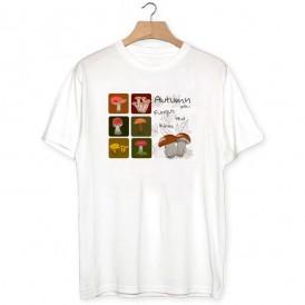 Camiseta Autum setas
