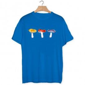 Camiseta Russula acuarela