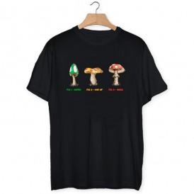 Camiseta Mario setas