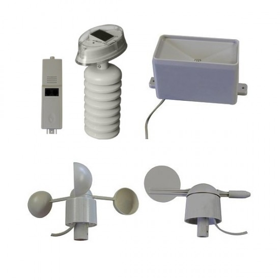 Weather station PCE-FWS 20