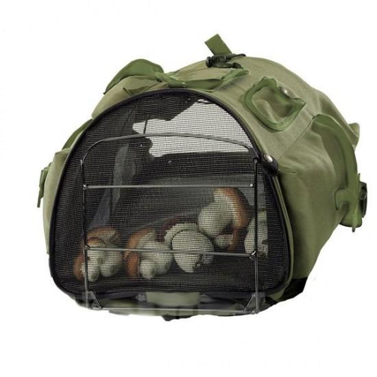 Edulis mushroom backpack