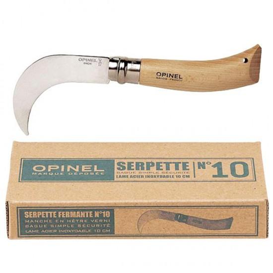 Opinel Pruning Knife nº 10