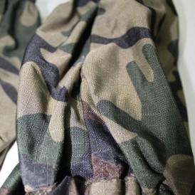Polaina de cordura color camuflaje