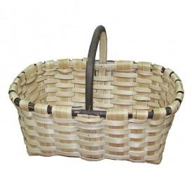 cesta de castaño