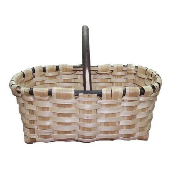 cesta para setas de castaño