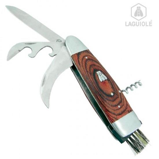 Laguiole mushroom knife