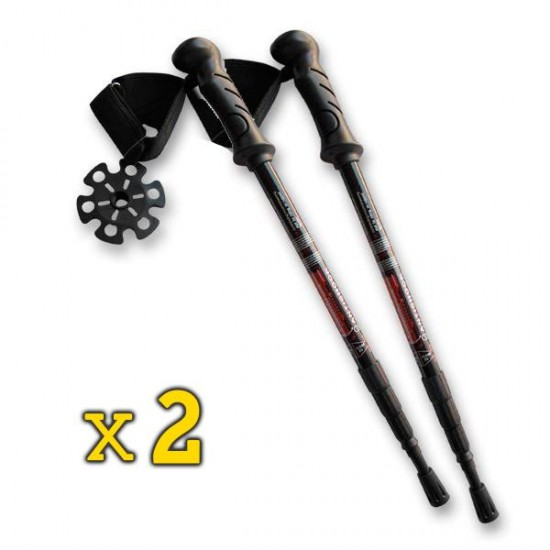 Pack x2 Bastones negros