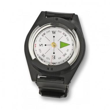 Reloj con brújula