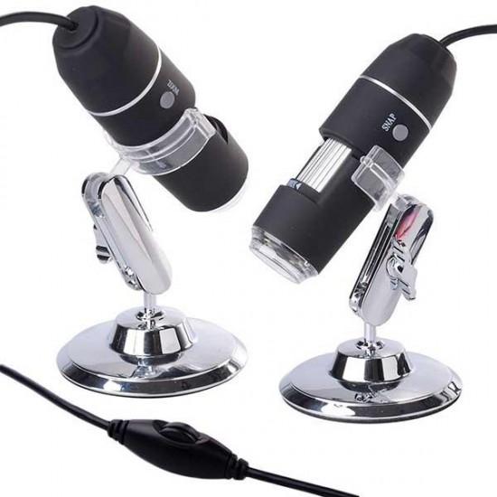 Microscopio USB digital 1000x