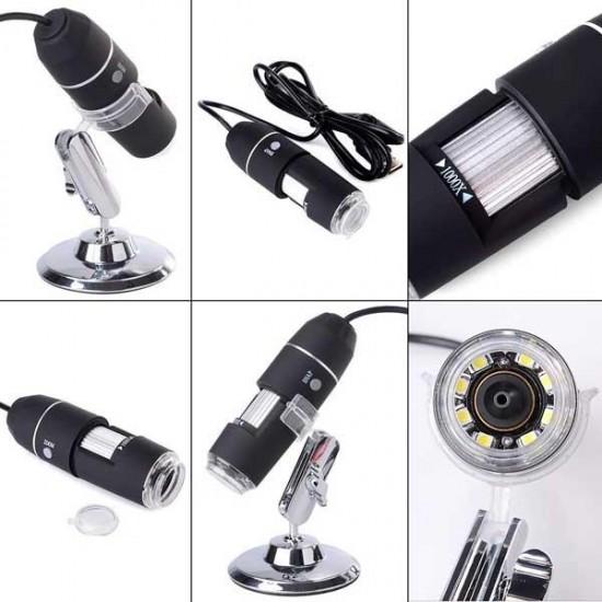 1000x digital USB microscope