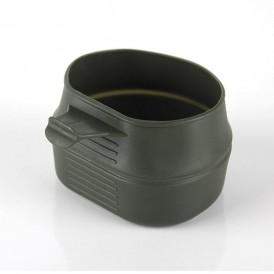 Foldable plastic cup 200 ml