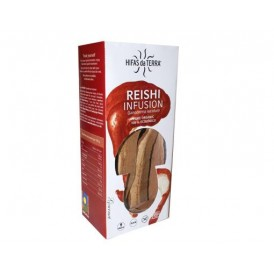 Dehydrated Reishi for infusion, 30gr