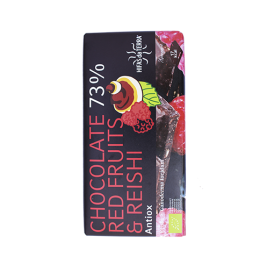 Chocolate 73% Red Fruits &amp Reishi Antiox