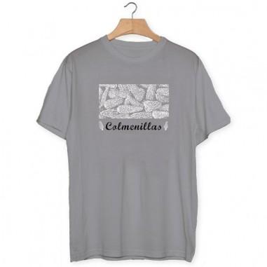 Camiseta colmenillas
