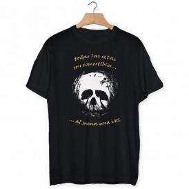 Camiseta Todas las setas son comestibles