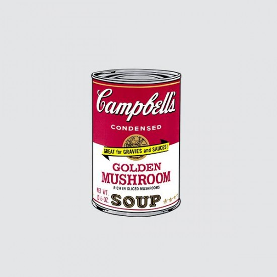 "Sudadera ""Campbells mushroom soup"""