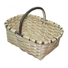 Natural chestnut Labrador basket nº4