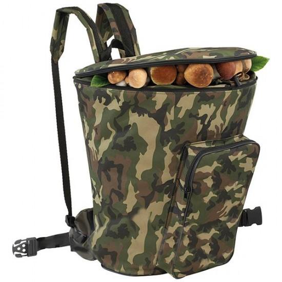 Fungaiolo mushroom backpack