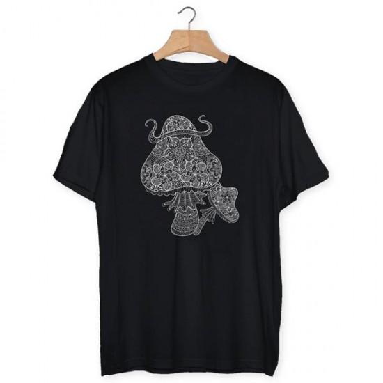 Camiseta Seta bordada