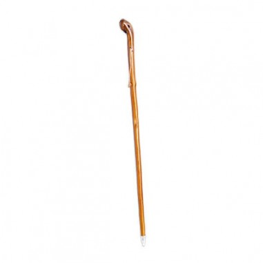 Chestnut short cane with truncheon