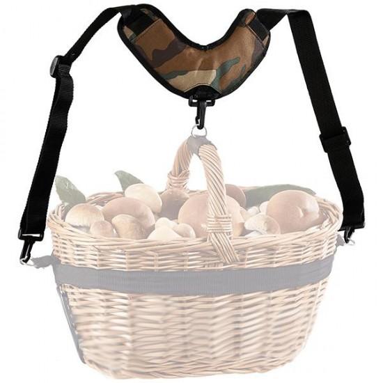 Basket strap + hitch