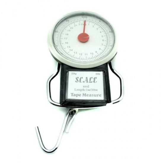 Analog basket scale