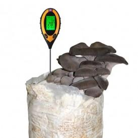 Medidor digital de PH suelo