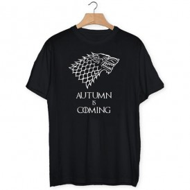 Camiseta Autumn is coming