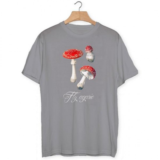 Camiseta Fly agaric