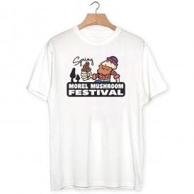 Camiseta Morel festival