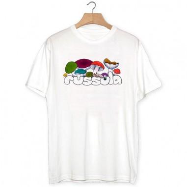 Camiseta Russula