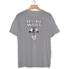 T-shirt Spore wars