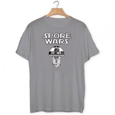 Camiseta Spore wars