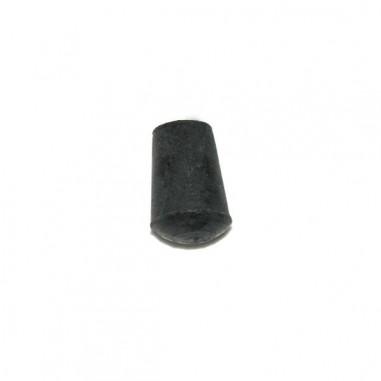 Rubber baton tip 14 mm