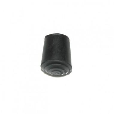 Rubber baton tip 18 mm