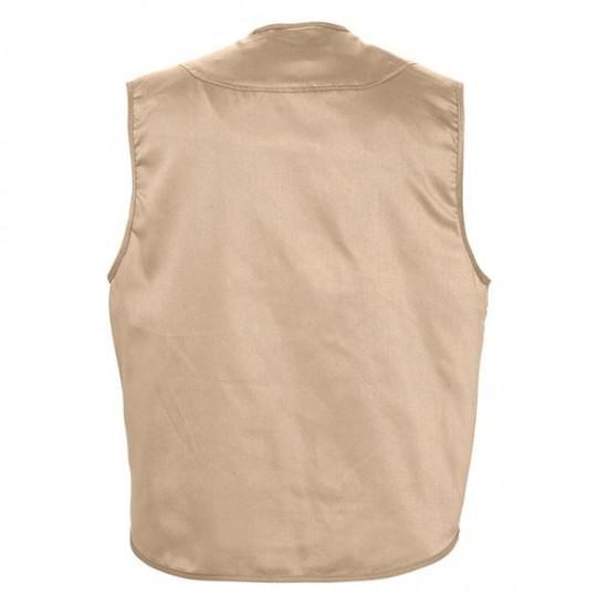 Sand multi-pocket vest