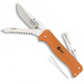 K25 ENERGY orange multitool knife