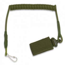 extensible extension for belt fastening