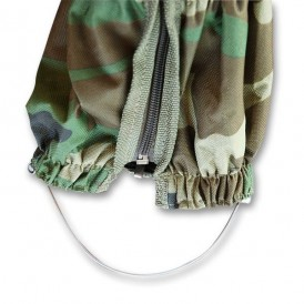 Polainas de nylon camuflaje