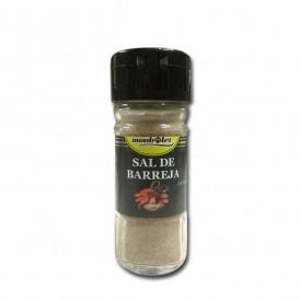 Mixed mushroom salt