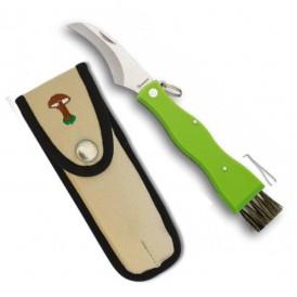 Navaja con cepillo Verde