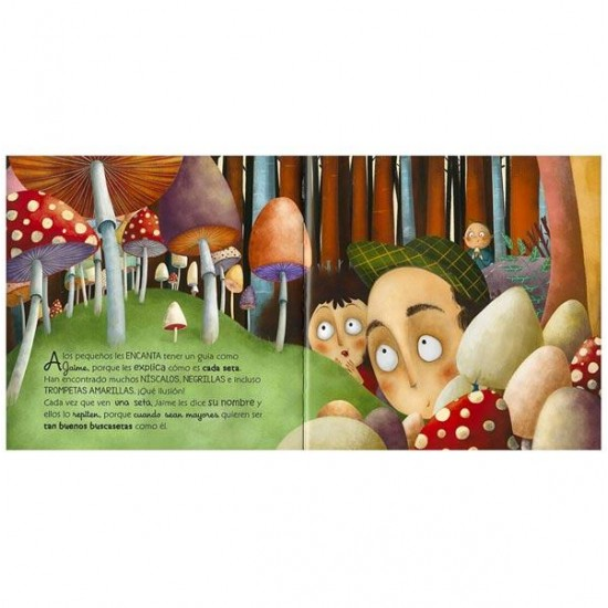 Lets go mushroom hunting