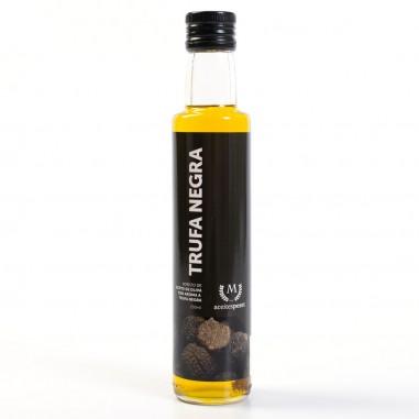 Aceite de oliva virgen extra aroma de trufa negra
