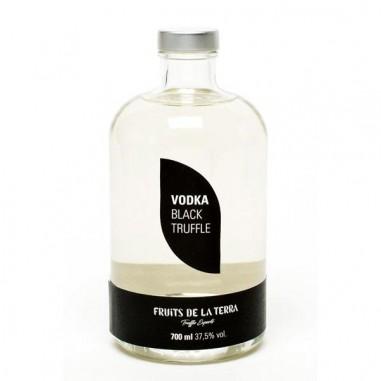 Vodka with black truffle