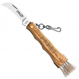 Fox olive mushroom knife