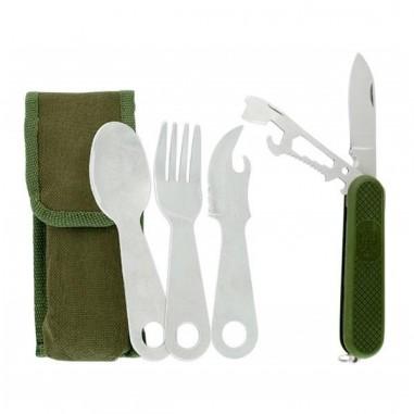 Field cutlery + penknife