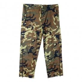 Pantalón impermeable camuflaje