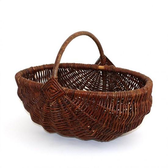 cesta mimbre cuenco grande