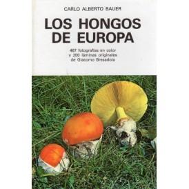 Libro de setas de europa
