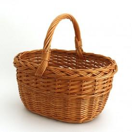 braided wicker basket 01